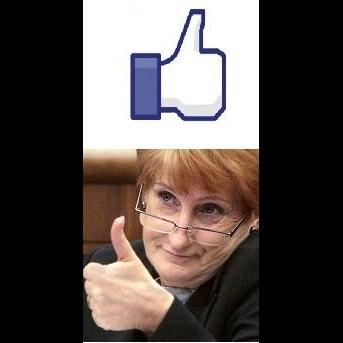 """Na tradičnú podobu tlačítka """"like"""" môžeme na Slovensku zabudnúť. Od 1. júna spúšťa Facebook úplne novú verziu (na snímke dolu)."""